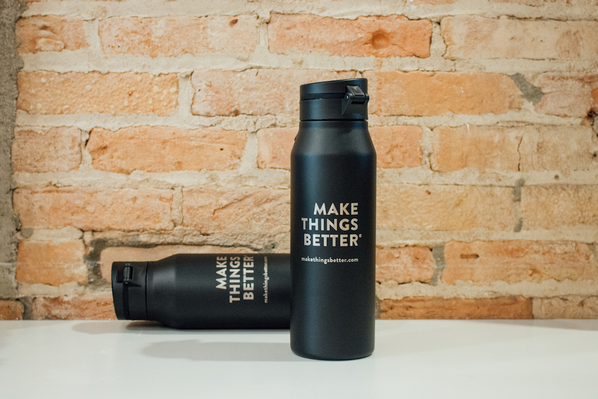 Make Things Better 32oz. Howler